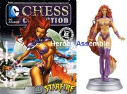 DC Chess Figurine Collection #66 Starfire Forever Evil Eaglemoss
